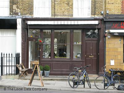 The Hairdressers, 70 Amwell Street, EC1 -
