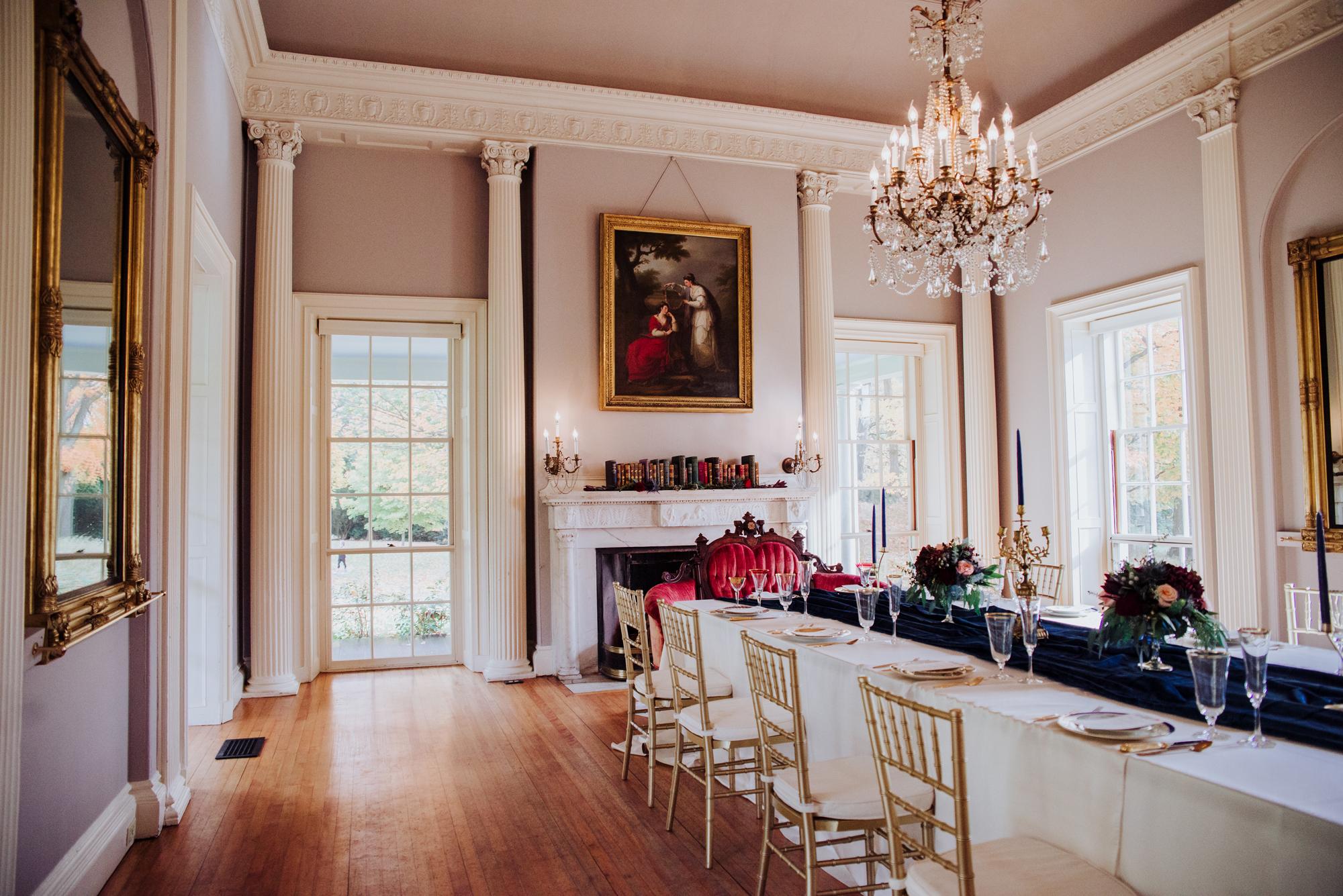 lyman estate historical new england wedding venue