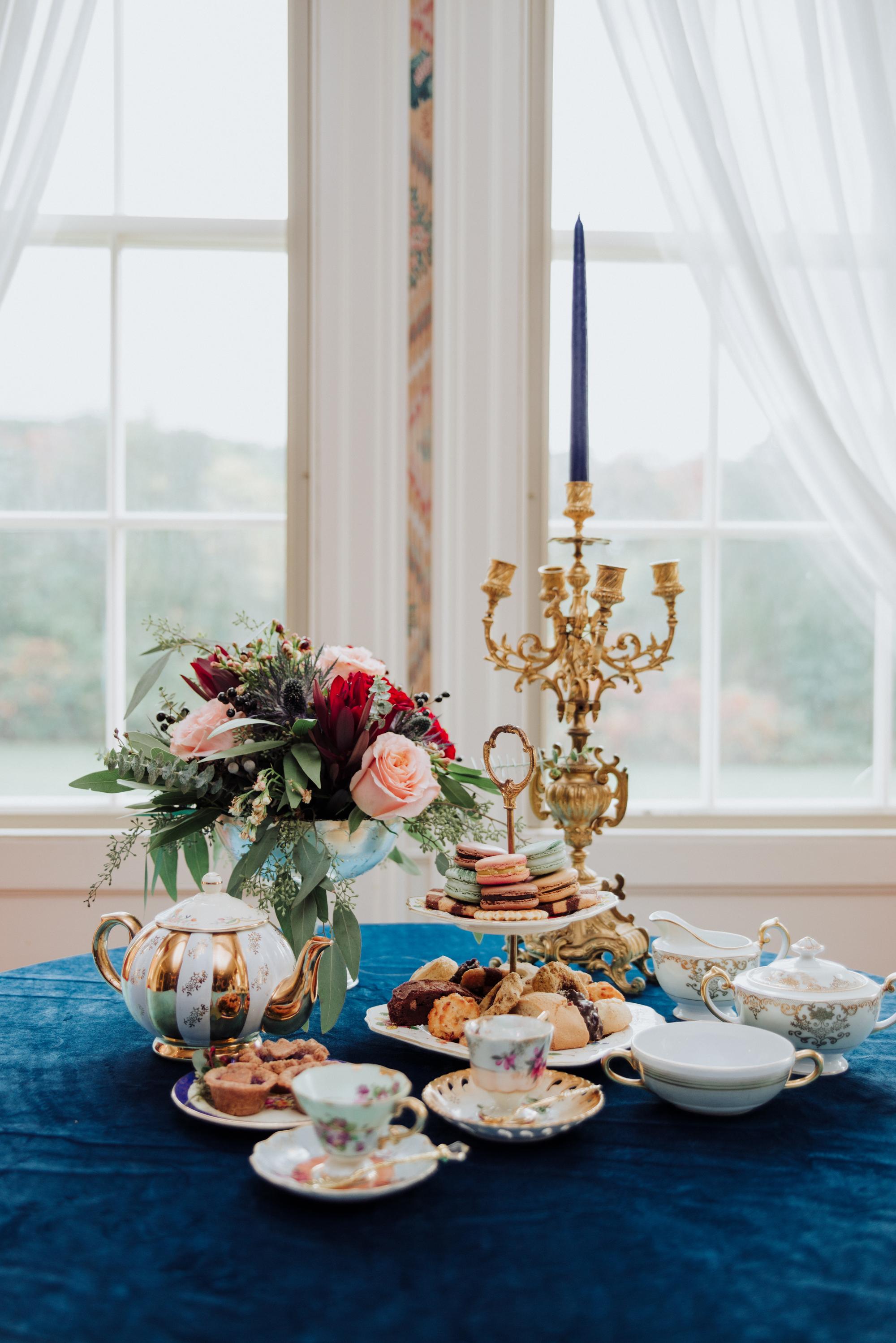 graceful regal lyman estate wedding venue