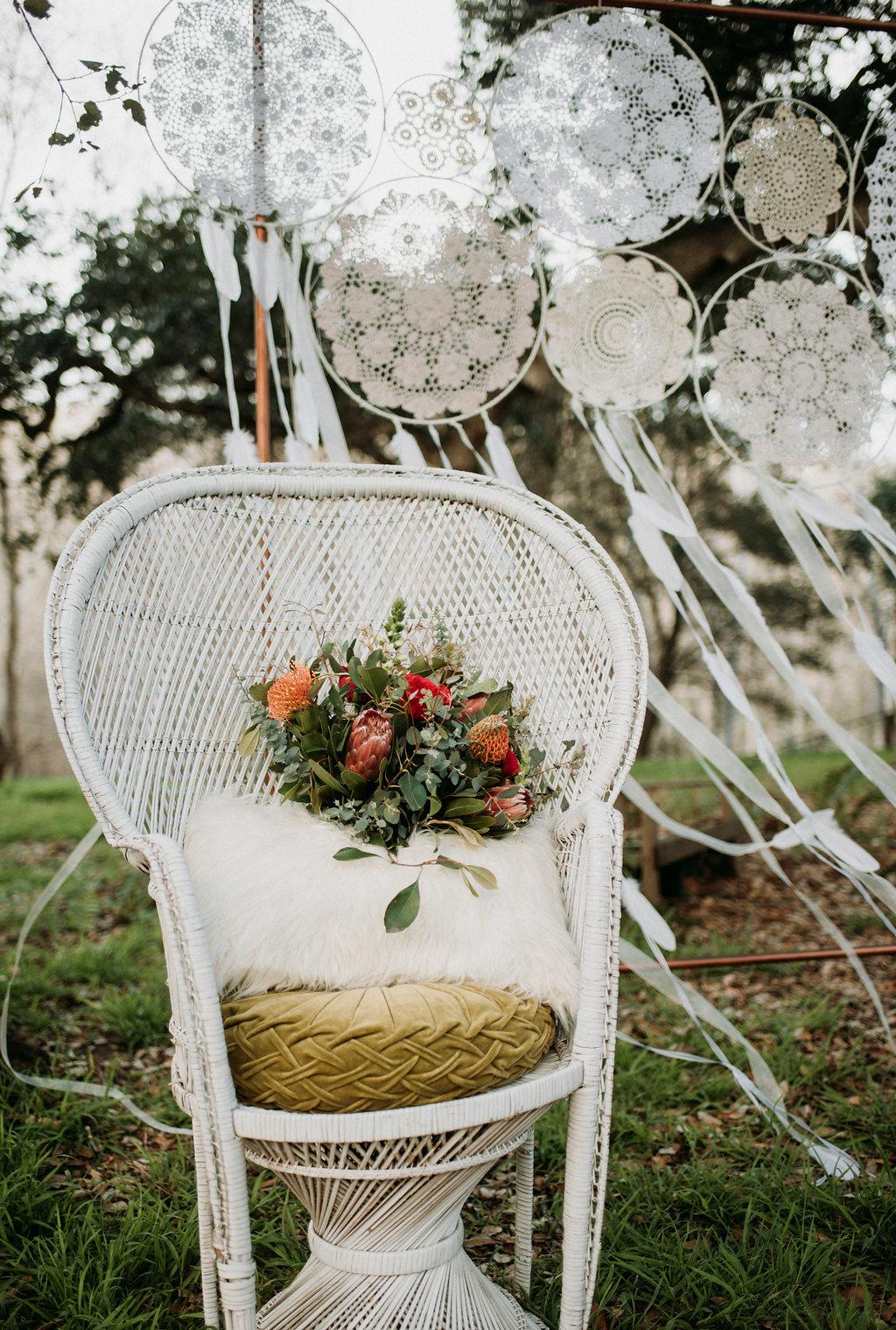 gorgeous fall boho wedding ideas