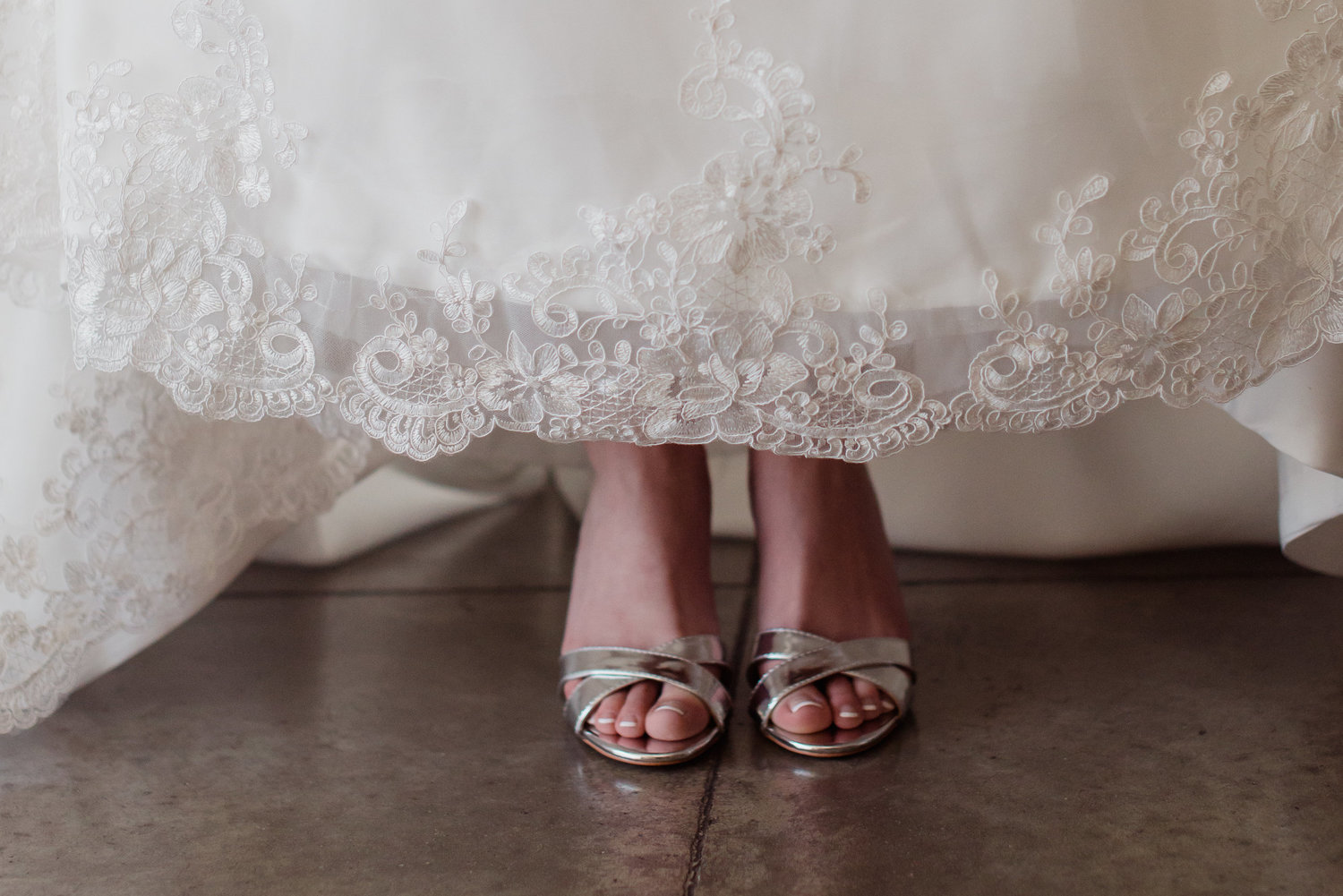 Bitchless Bride feature wedding gowns affordable bridal boutique