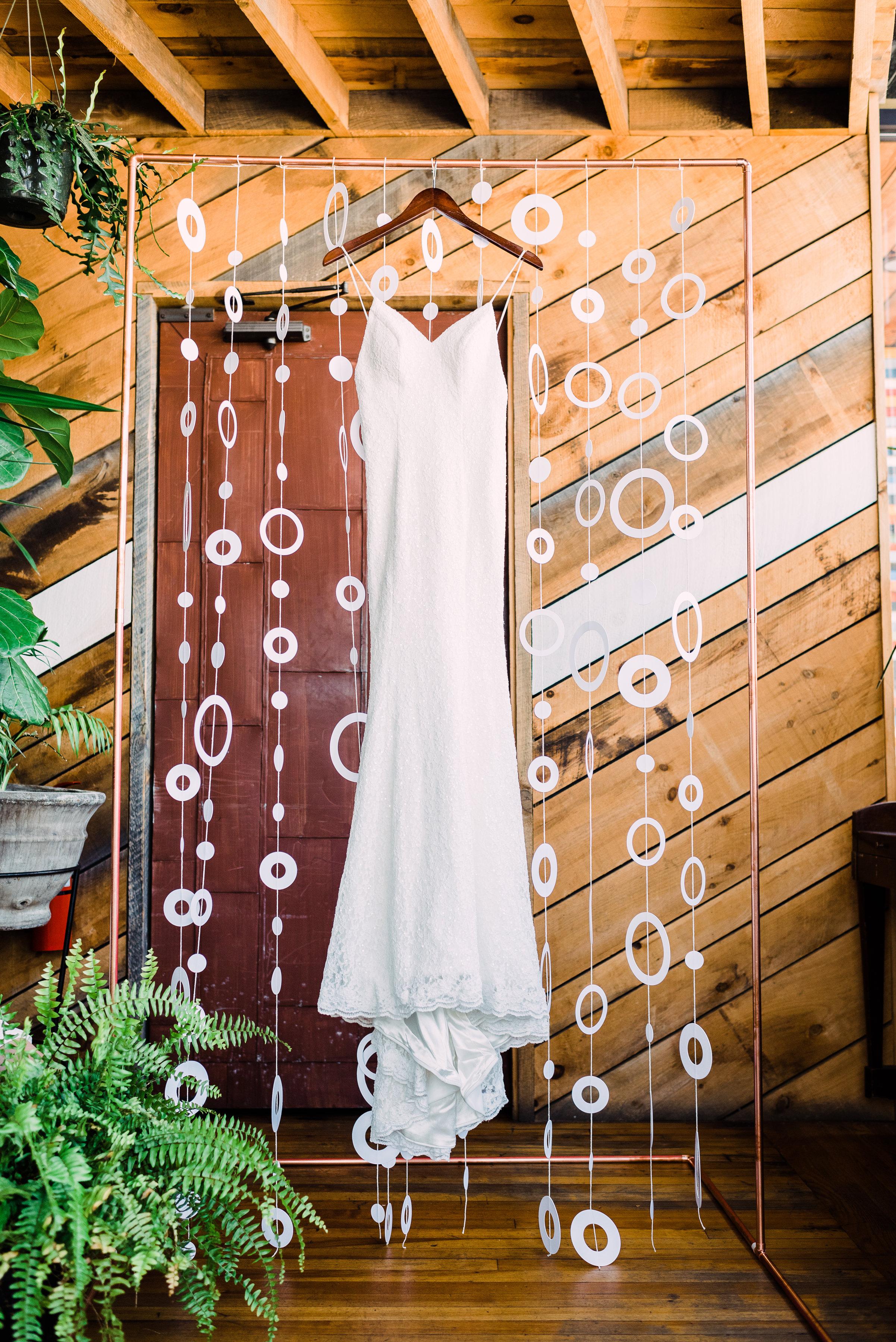 graceful simple modern wedding dress custom made wedding gown under $1000