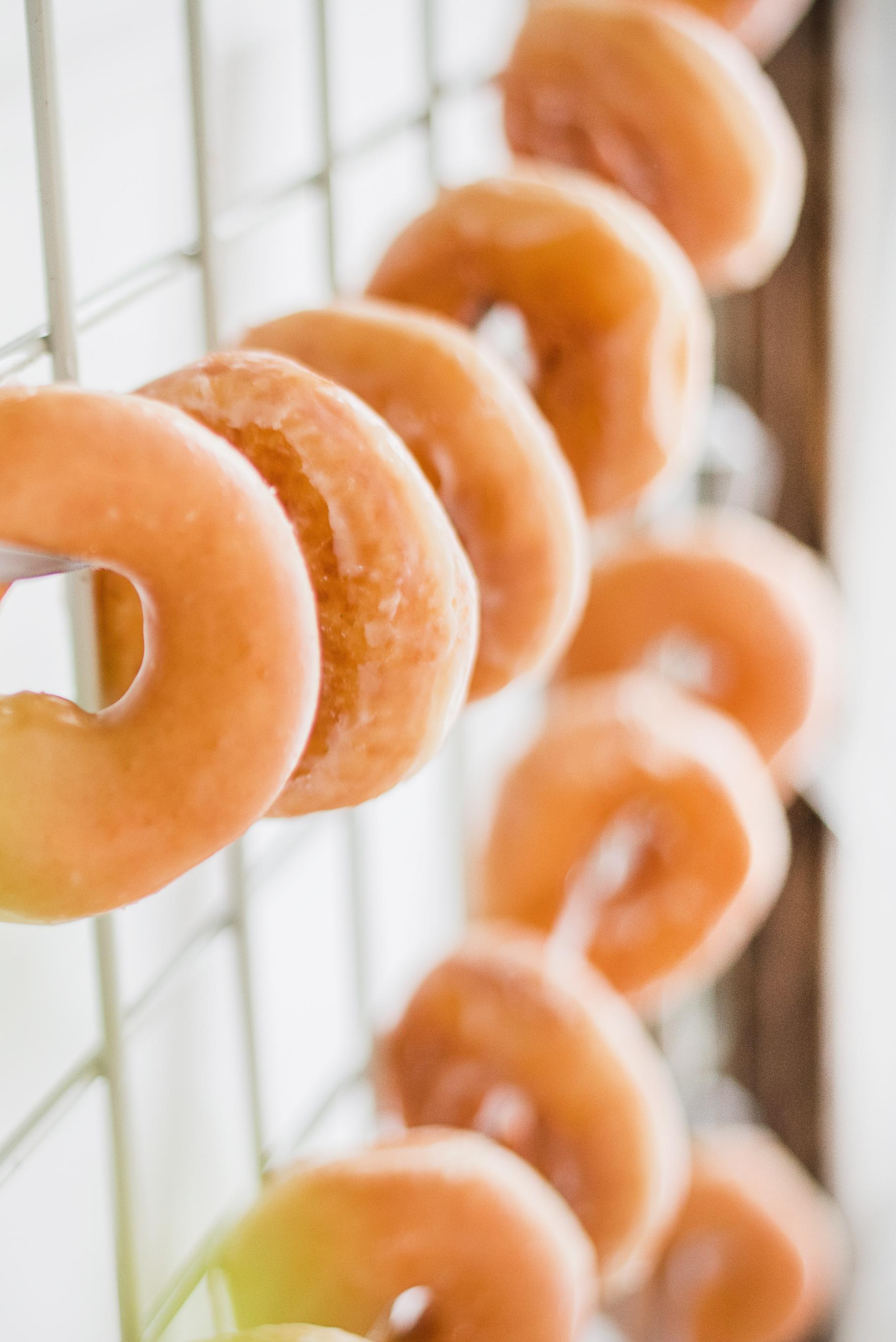 krispy kreme donuts for wedding