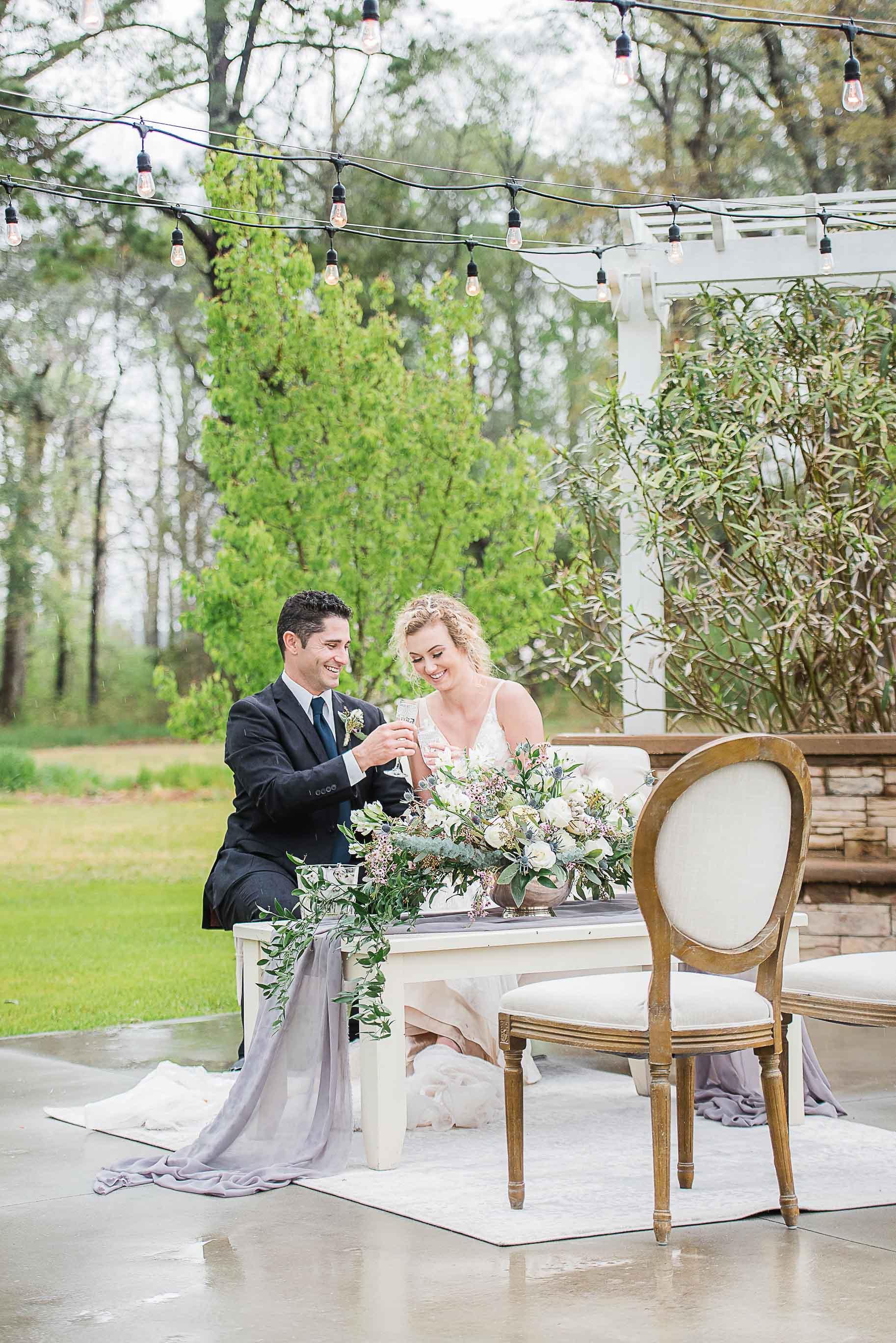 outdoor wedding venue photography court train wedding dress under $1000