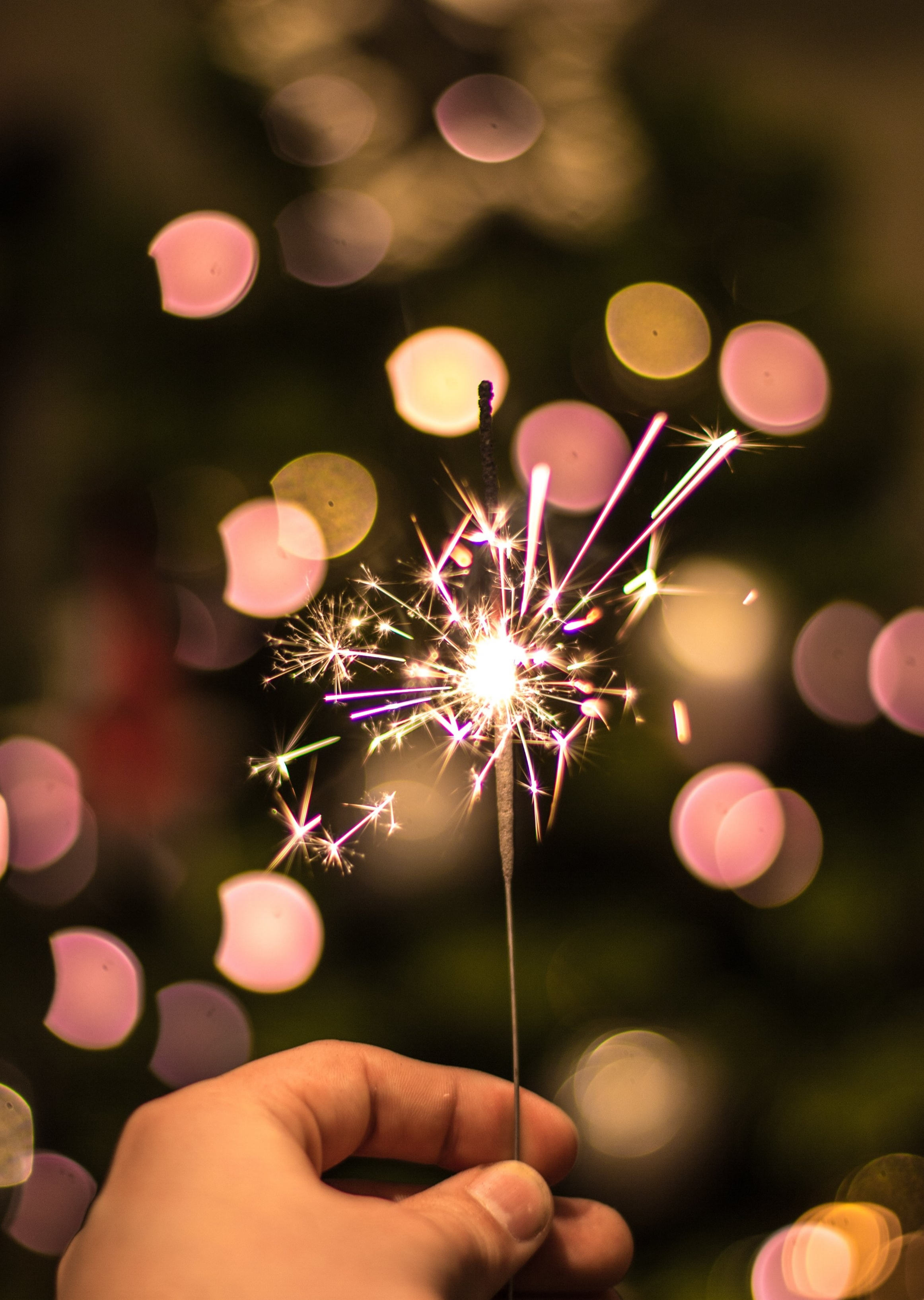 summer wedding fun reception party ideas fireworks and sparklers
