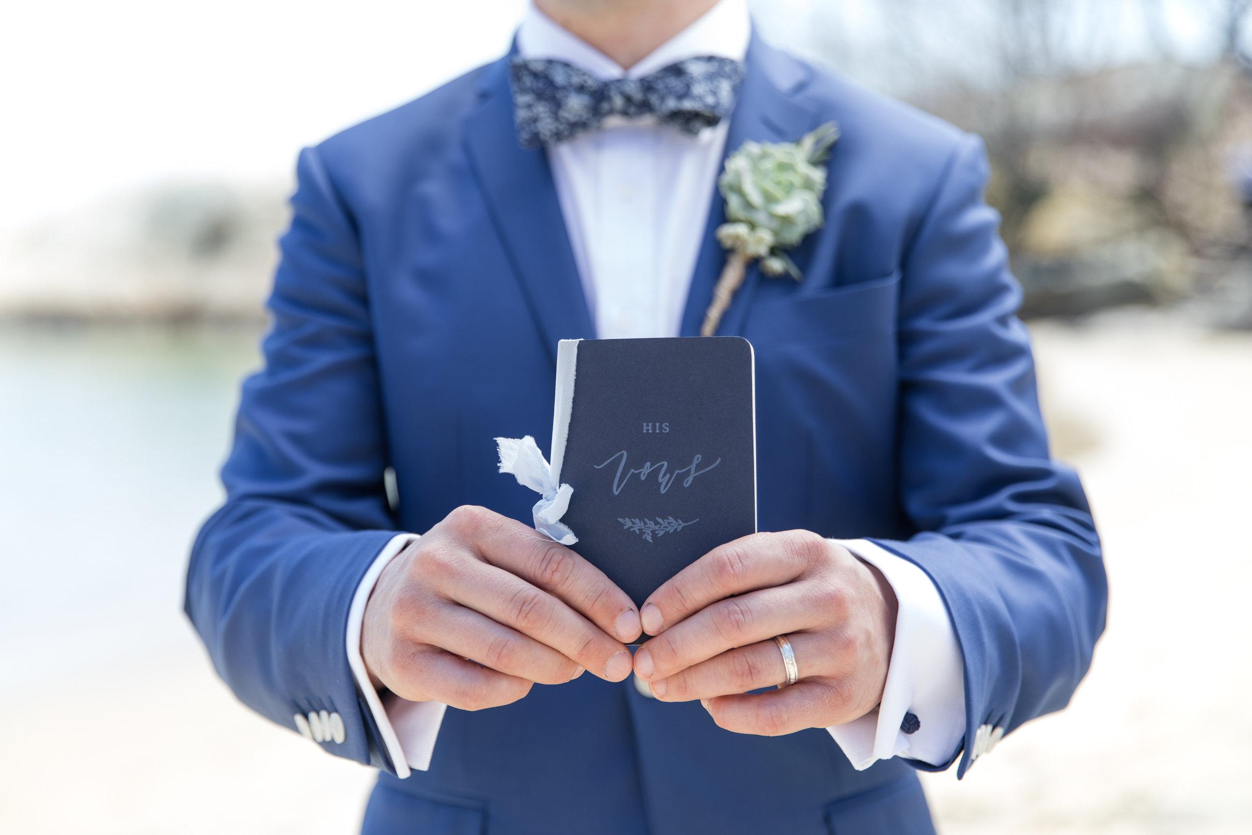 groom photography cerulean blue tux wedding tux