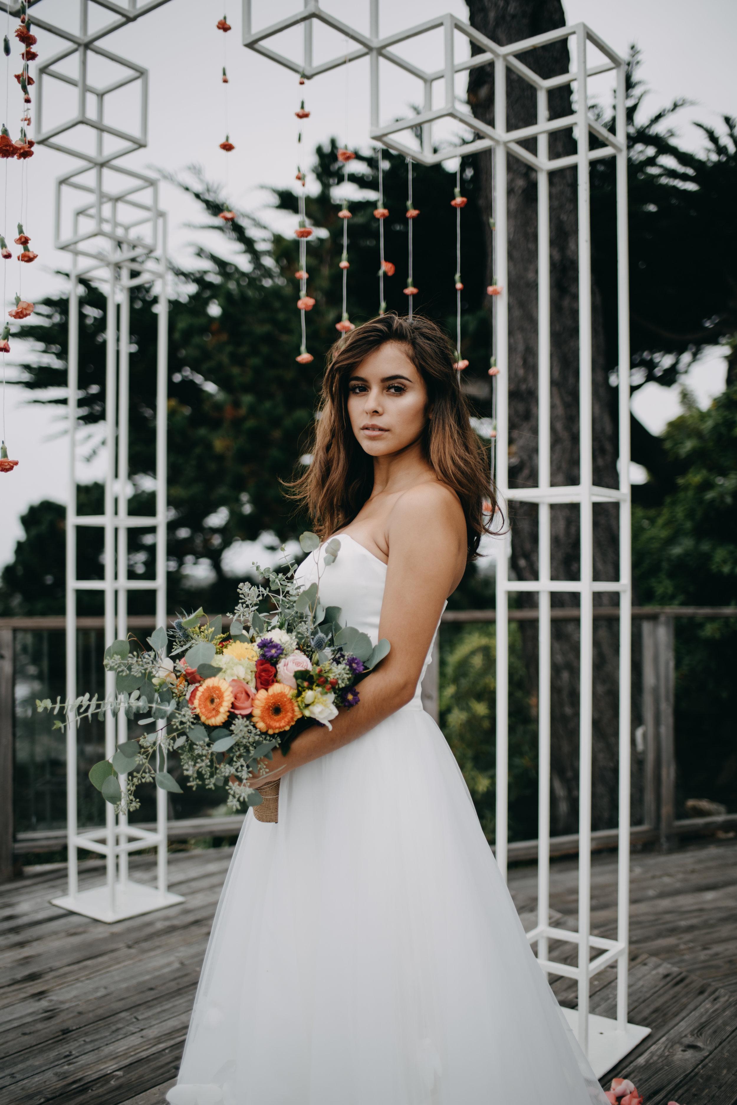 simple modern wedding dress ballgown fit affordable wedding dress under $1000