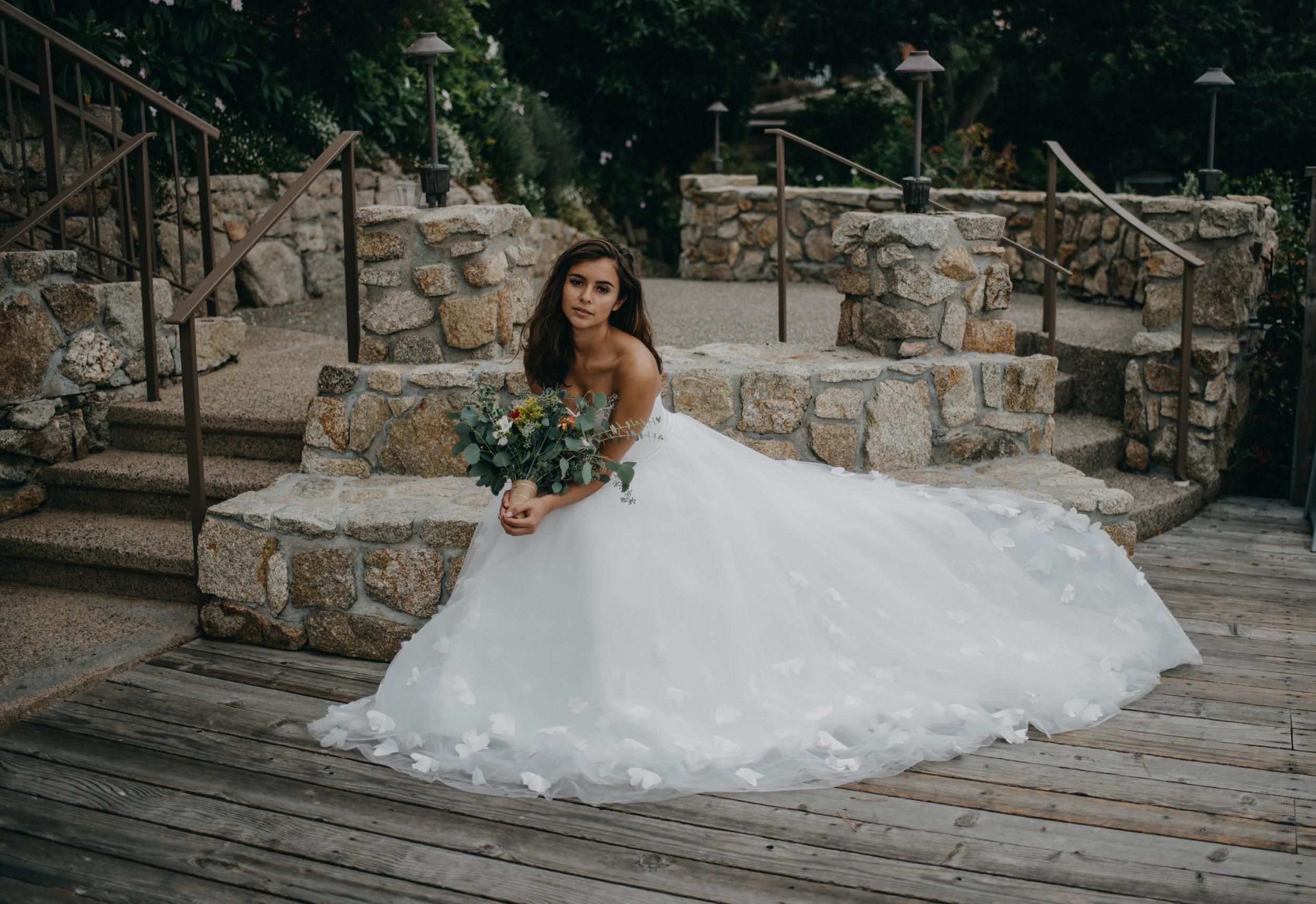 luxury resorts wedding summer wedding custom made affordable wedding dress
