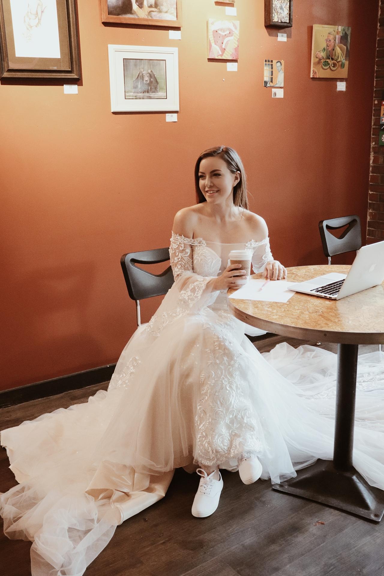 Working Bride