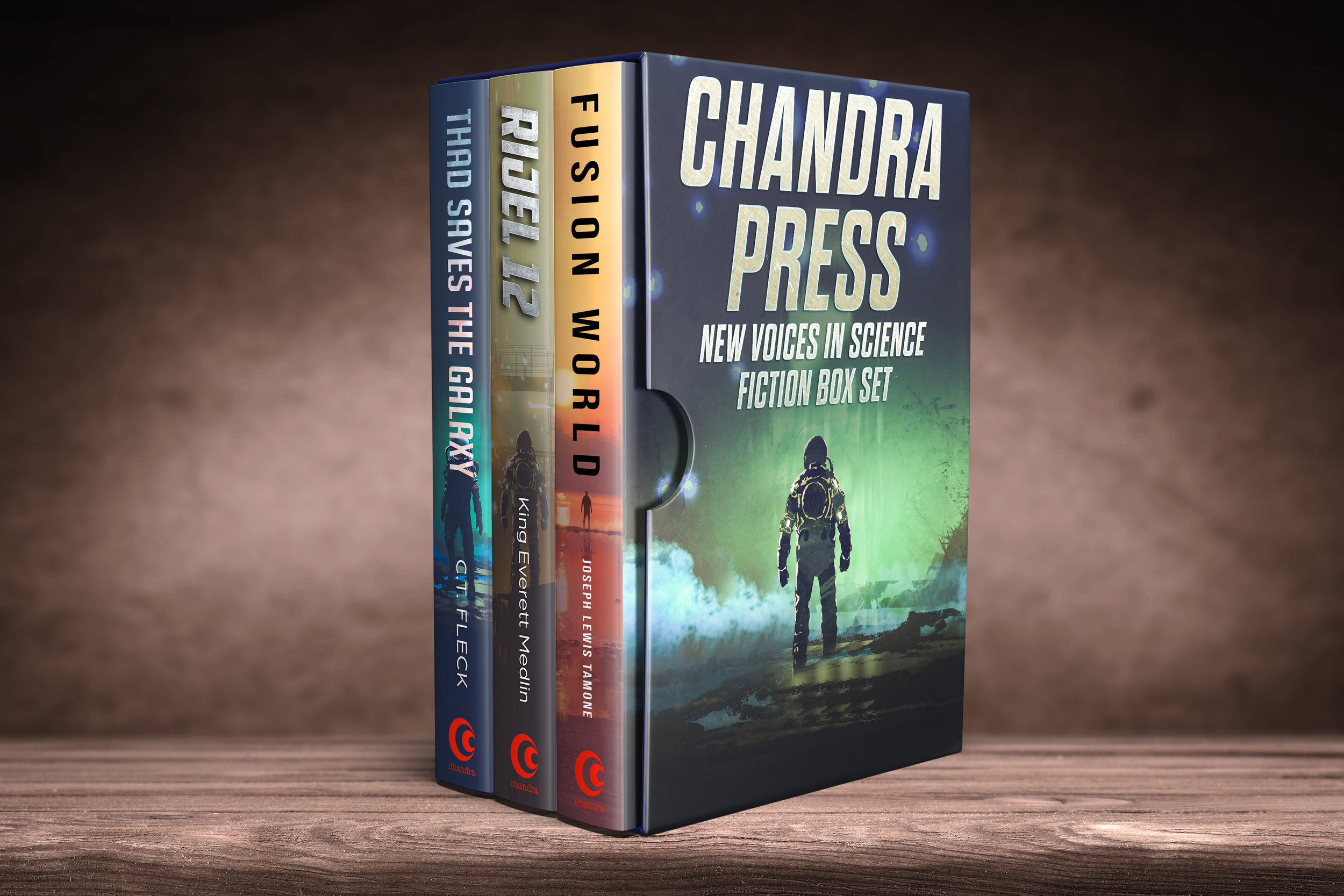 New Voices in Science Fiction Box Set