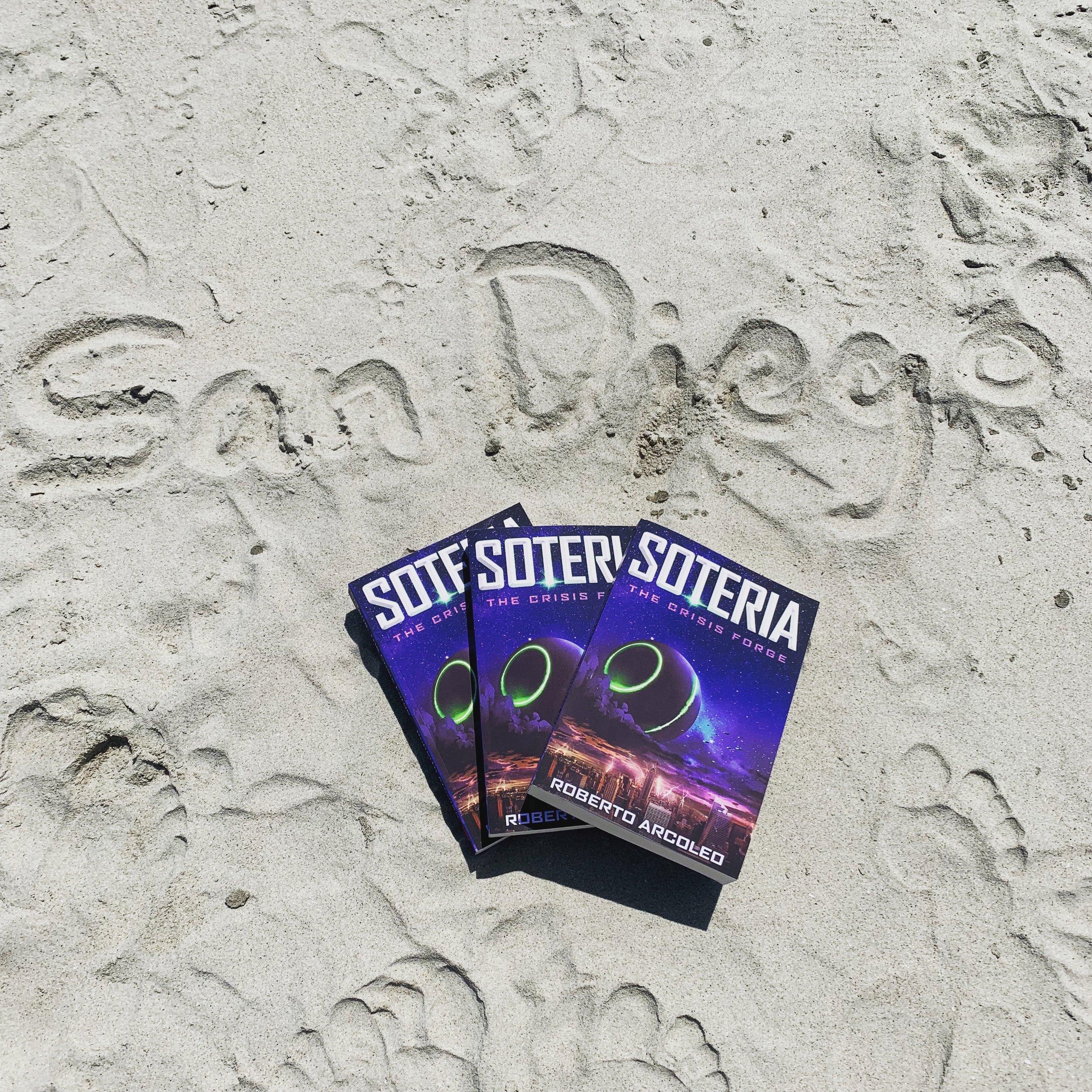 Soteria: a San Diego Original.