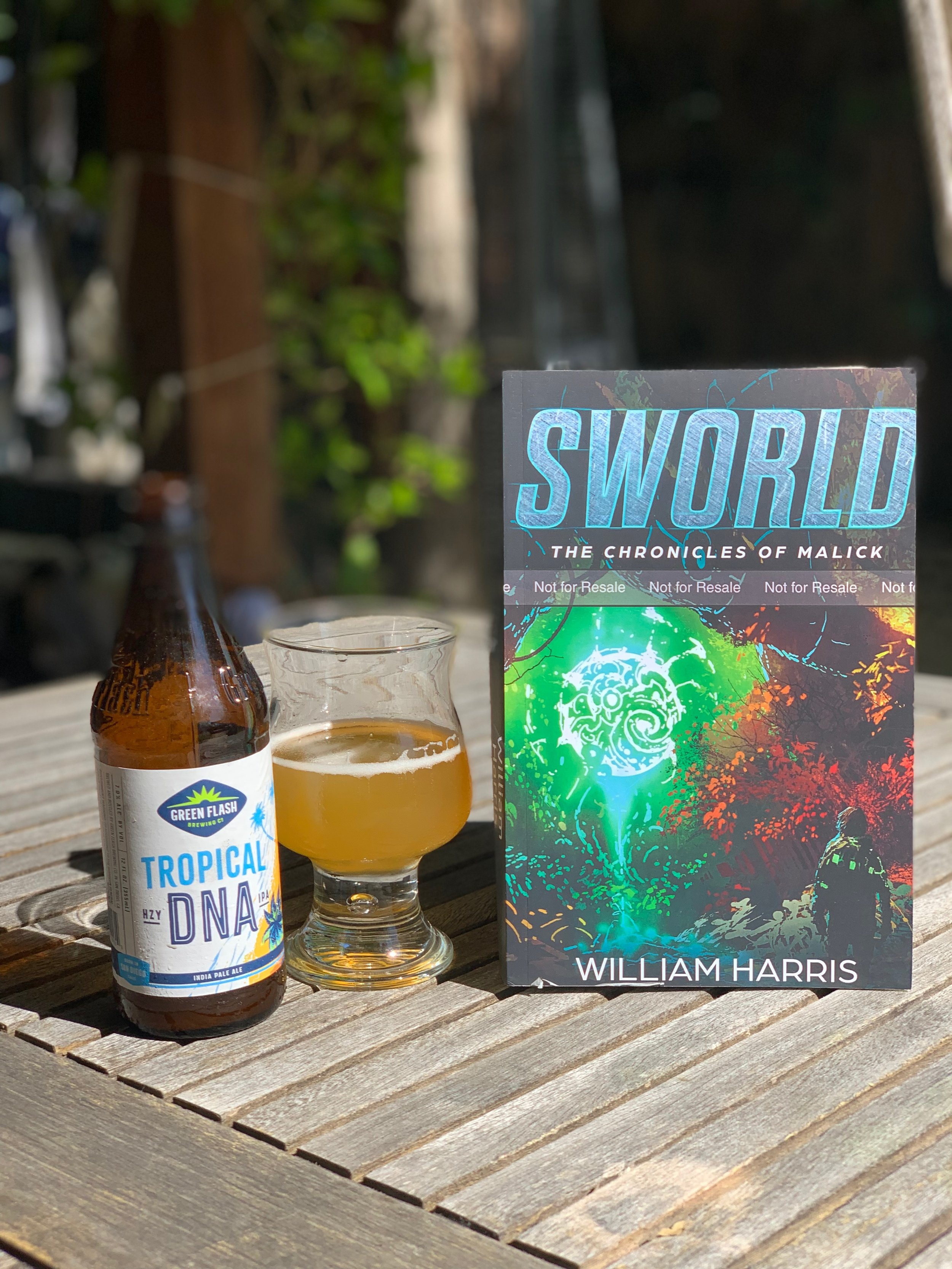 Beer and sci-fi? Yes please!