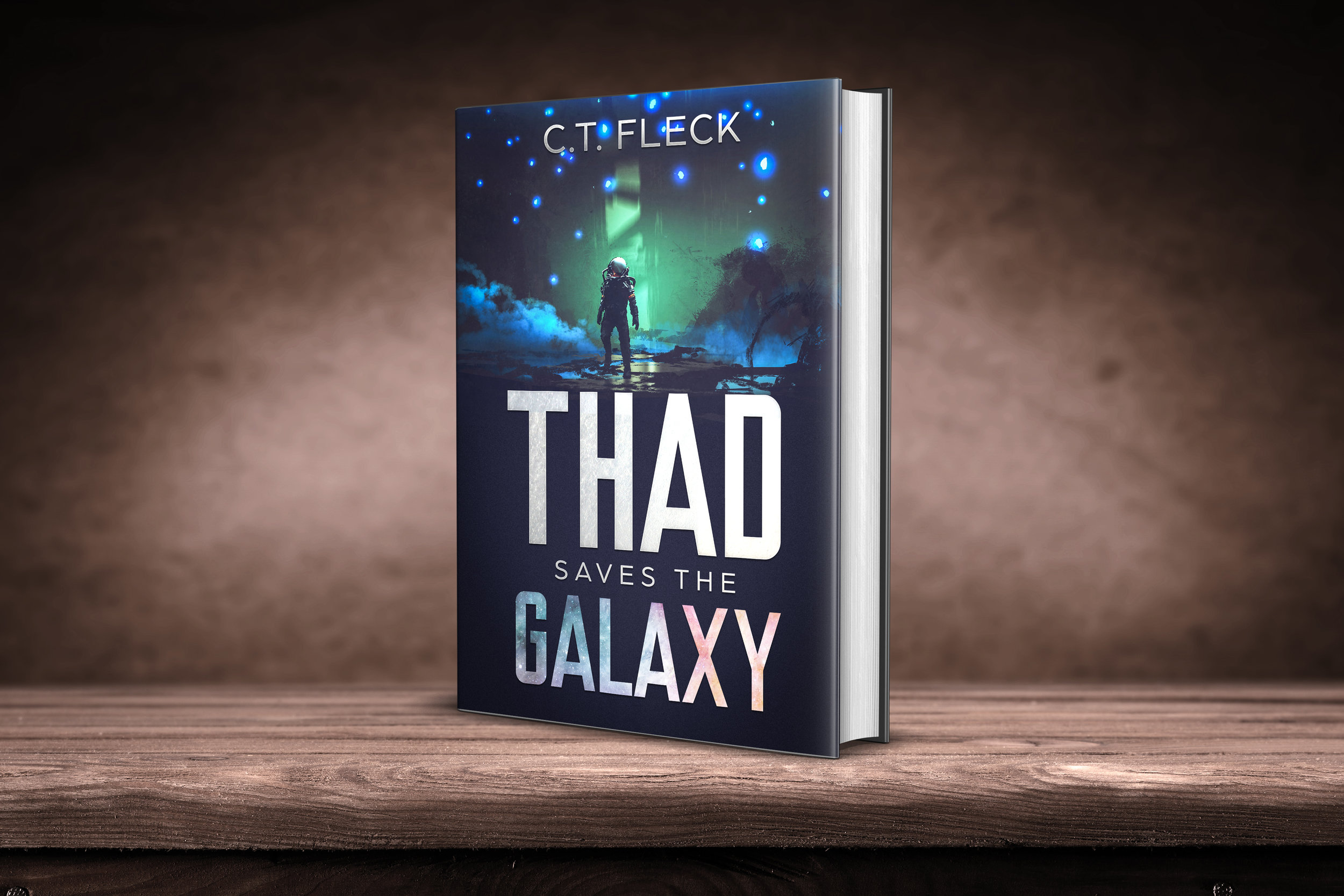 Hitchiker's Guide meets Starship Troopers meets Mars Attacks in this hilarious romp across the Milky Way.