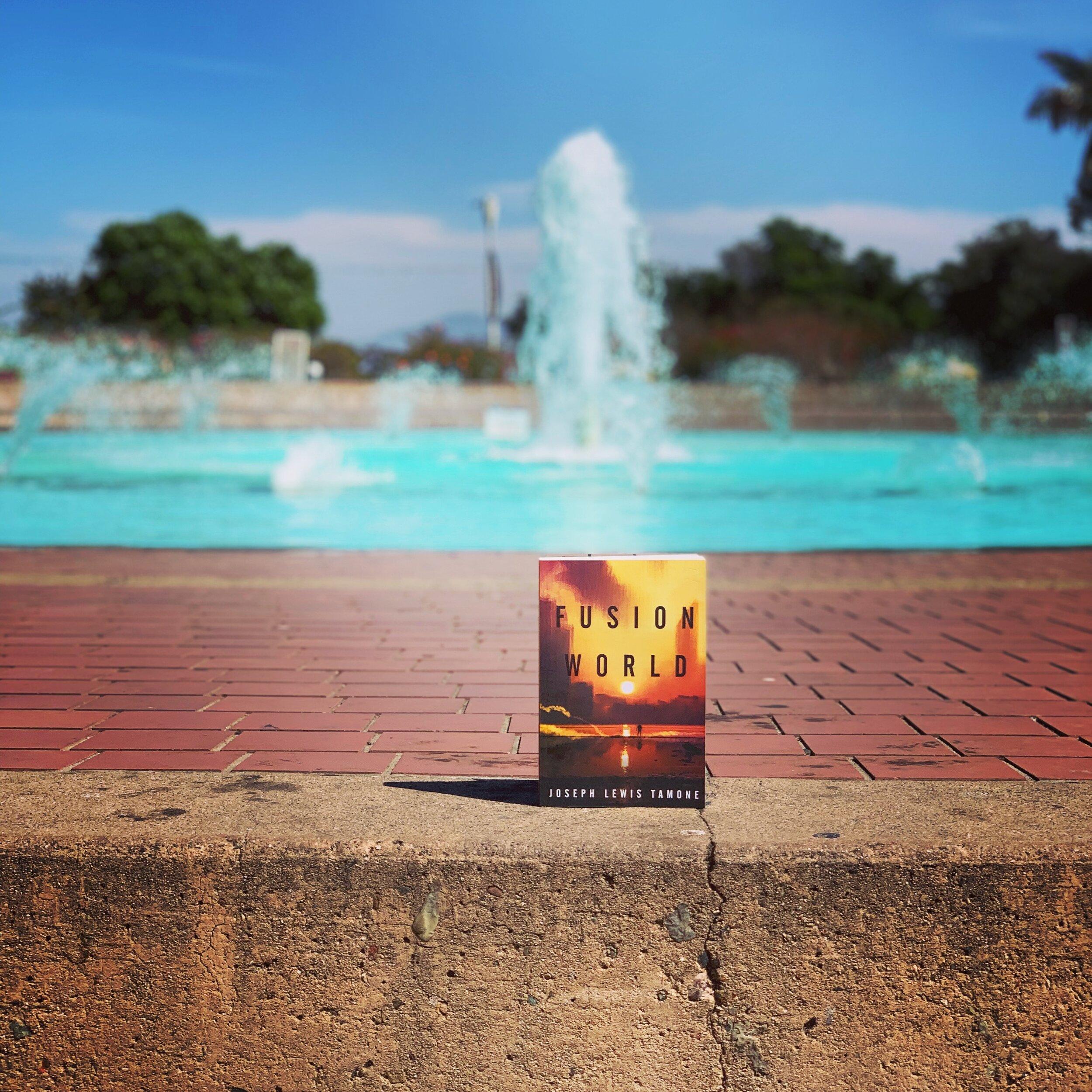 Fusion World at Bea Evanson Fountain.