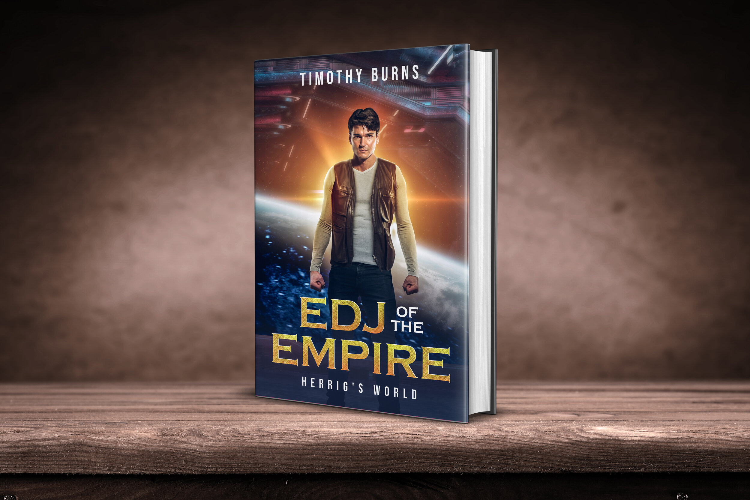 Join Prince Edj in a interplanetary adventure to save the Empire.