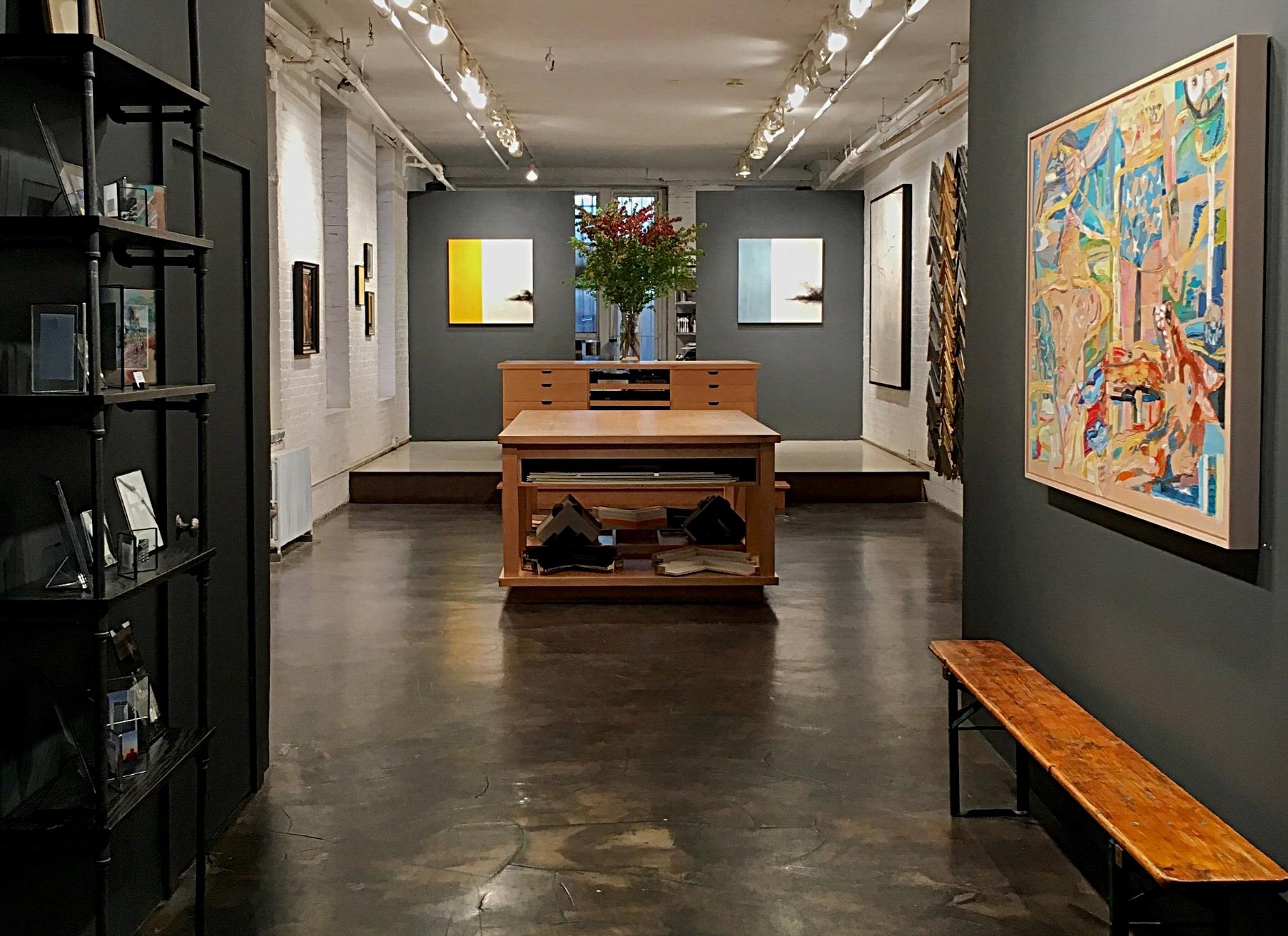 Our showroom at 41 N Moore Street
