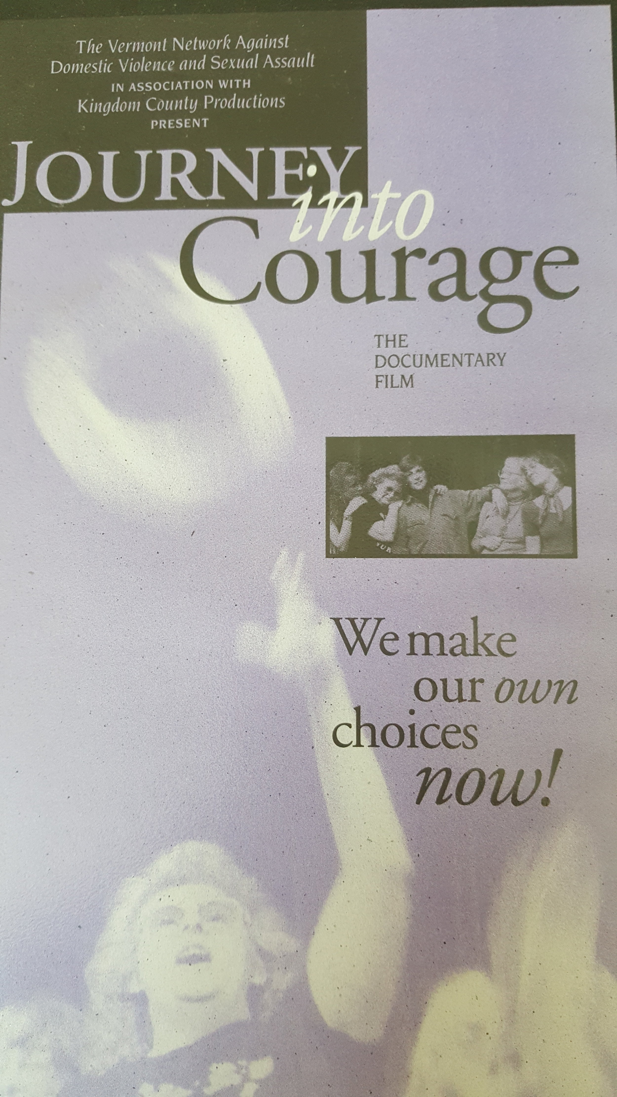 Journey Into Courage