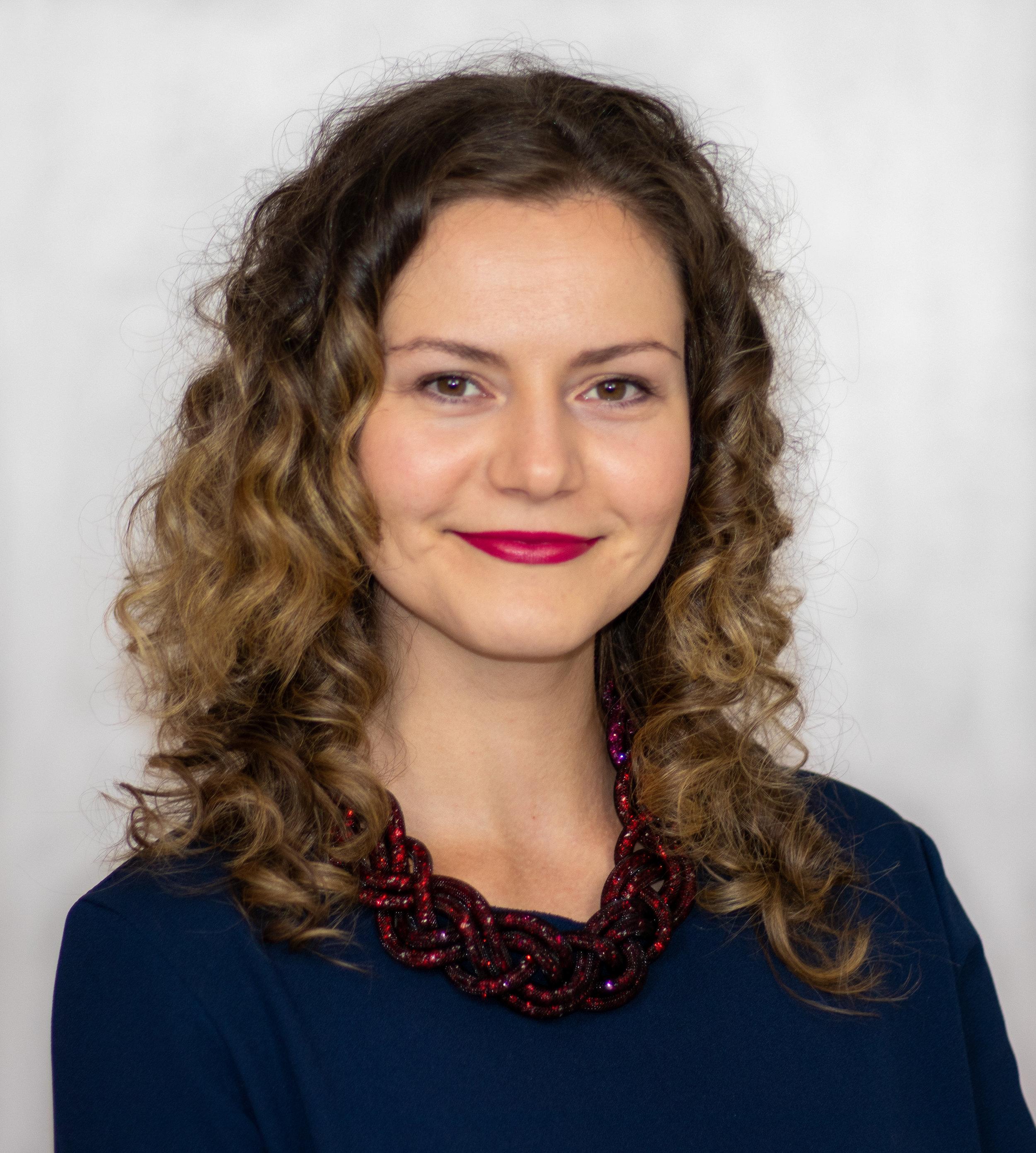 Alena Blyshchyk