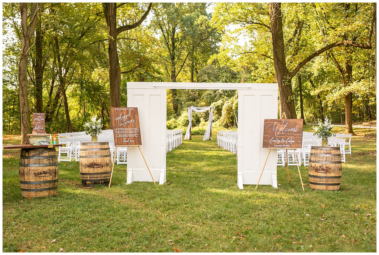 Courtney Calvyn A Spring Valley Farm Wedding Dover Pa Katherine Zell Photography