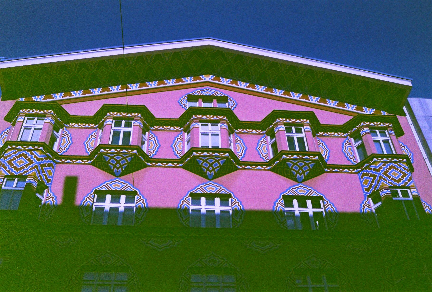 Pink Bank, Ljubljana