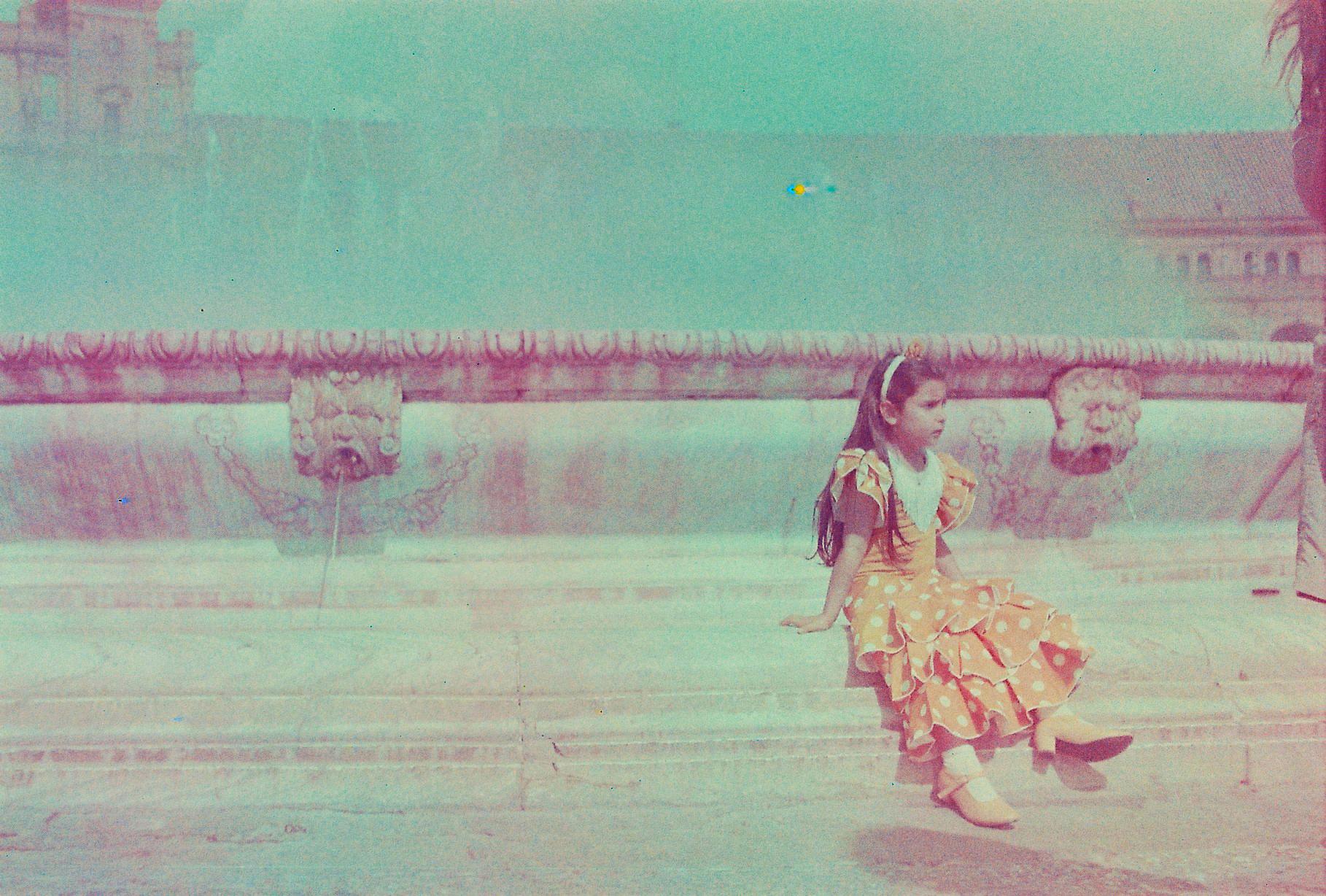 Little Flamenco Dancer, Seville