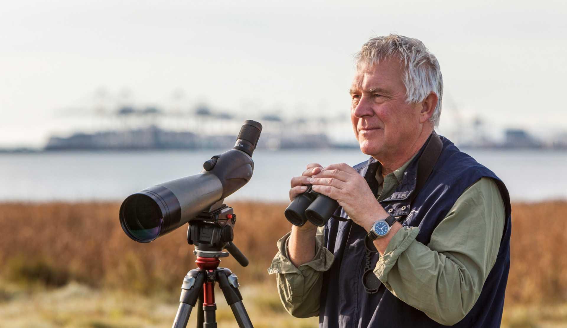 Dr. Robert Elner, adjunct professor at Simon Fraser University and emeritus scientist with Environment Canada.