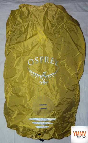 Included Rain Cover -