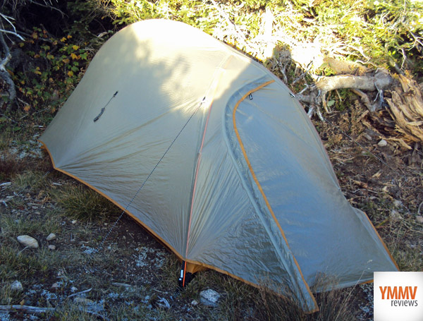 Pitched with Fly -