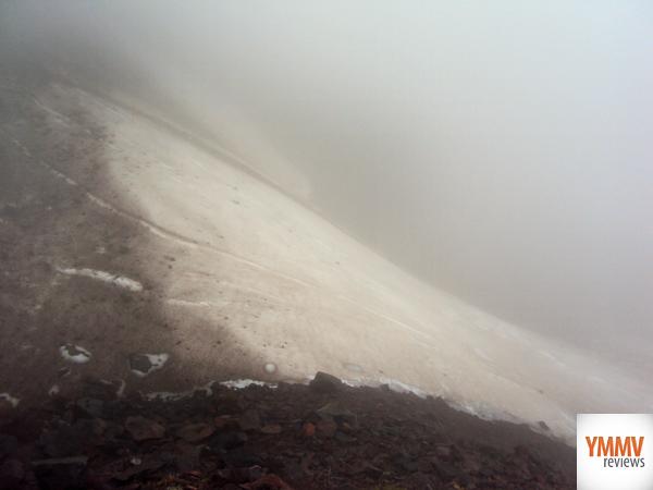 On the Glacier Moraine -