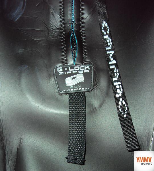 Zipper with G-Lock -