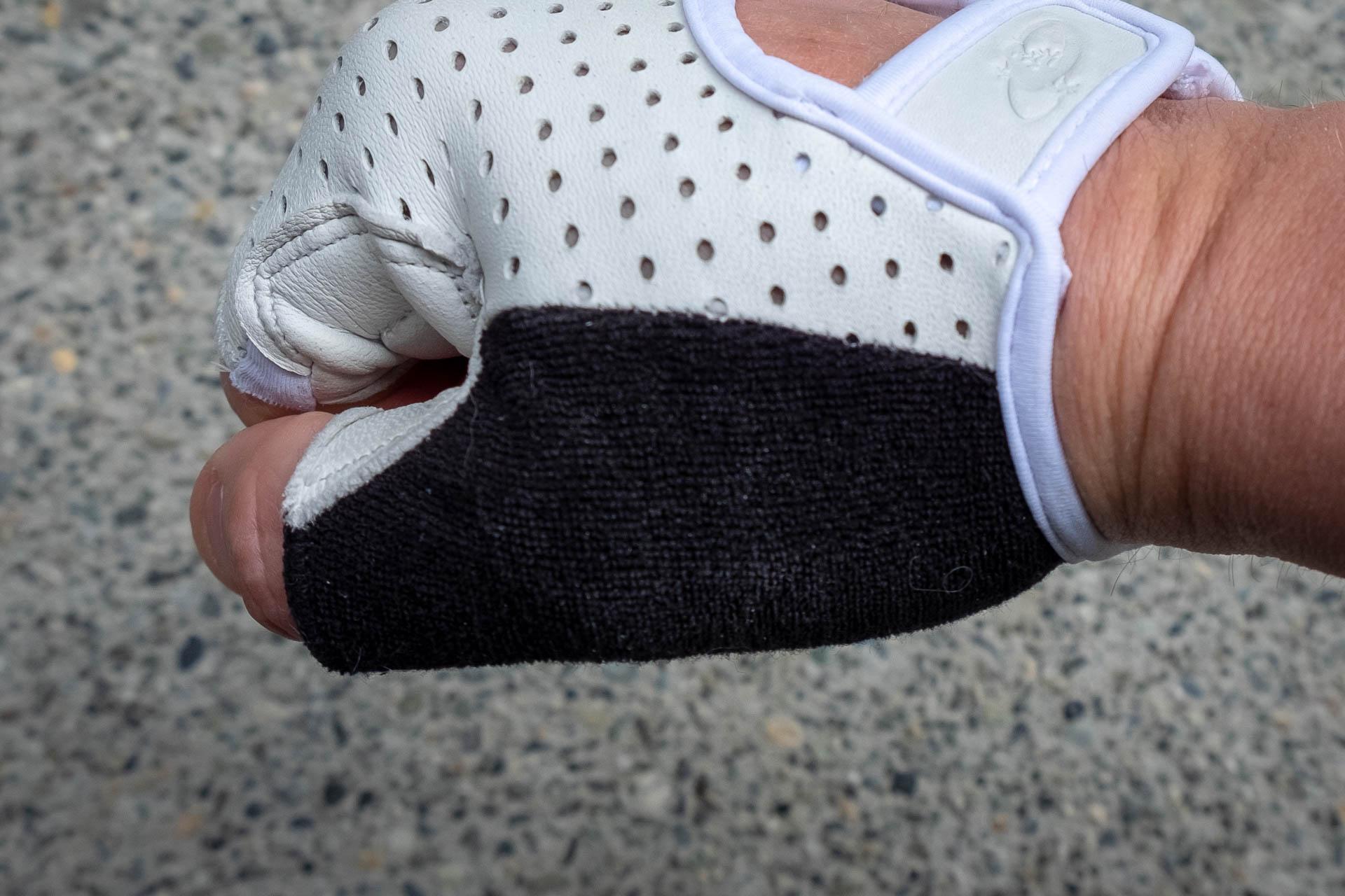 Soft Thumb Wipe -