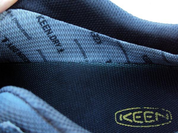 Keen Dry Inside -
