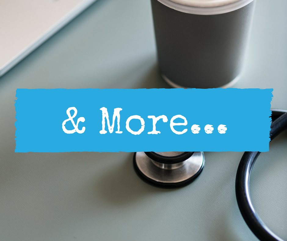 Even more benefits - - Service opportunities in our community & beyond- Online physician directory for medical professionals and patients- Targeted marketing for member physicians- Scholarships for local students & residents- Exclusive member-only benefits with area businesses