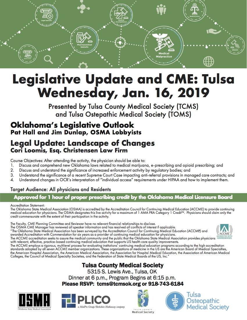 2019 Legislative OSMA Town Hall 1-16-19.jpg