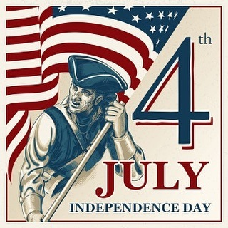 Happy Independence Day #4thofjuly #america #usa #military #veteran #usmc #army #airforce #navy #combat