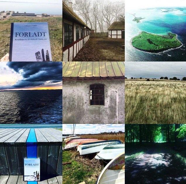 1 år i 9 billeder #ubeboetø #forladt #my2018bestnine