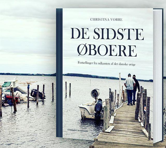 FØLG MED: Ny bog om 10 udvalgte danske øer på vej - følg med på @de_sidste_oeboere #desidsteøboere #nybogpåvej #detdanskeøhav