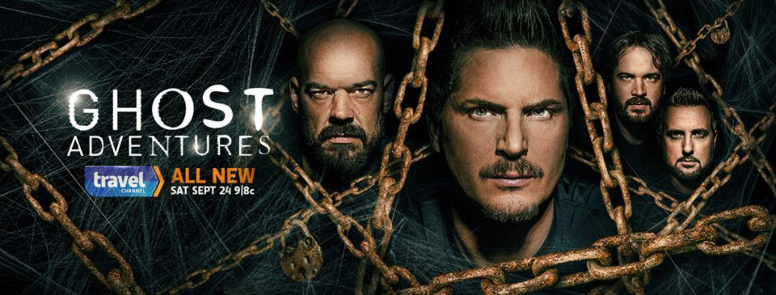 As Seen on tv.. - Check out all the exclusive evidence caught by the cast a crew of Ghost Adventures!
