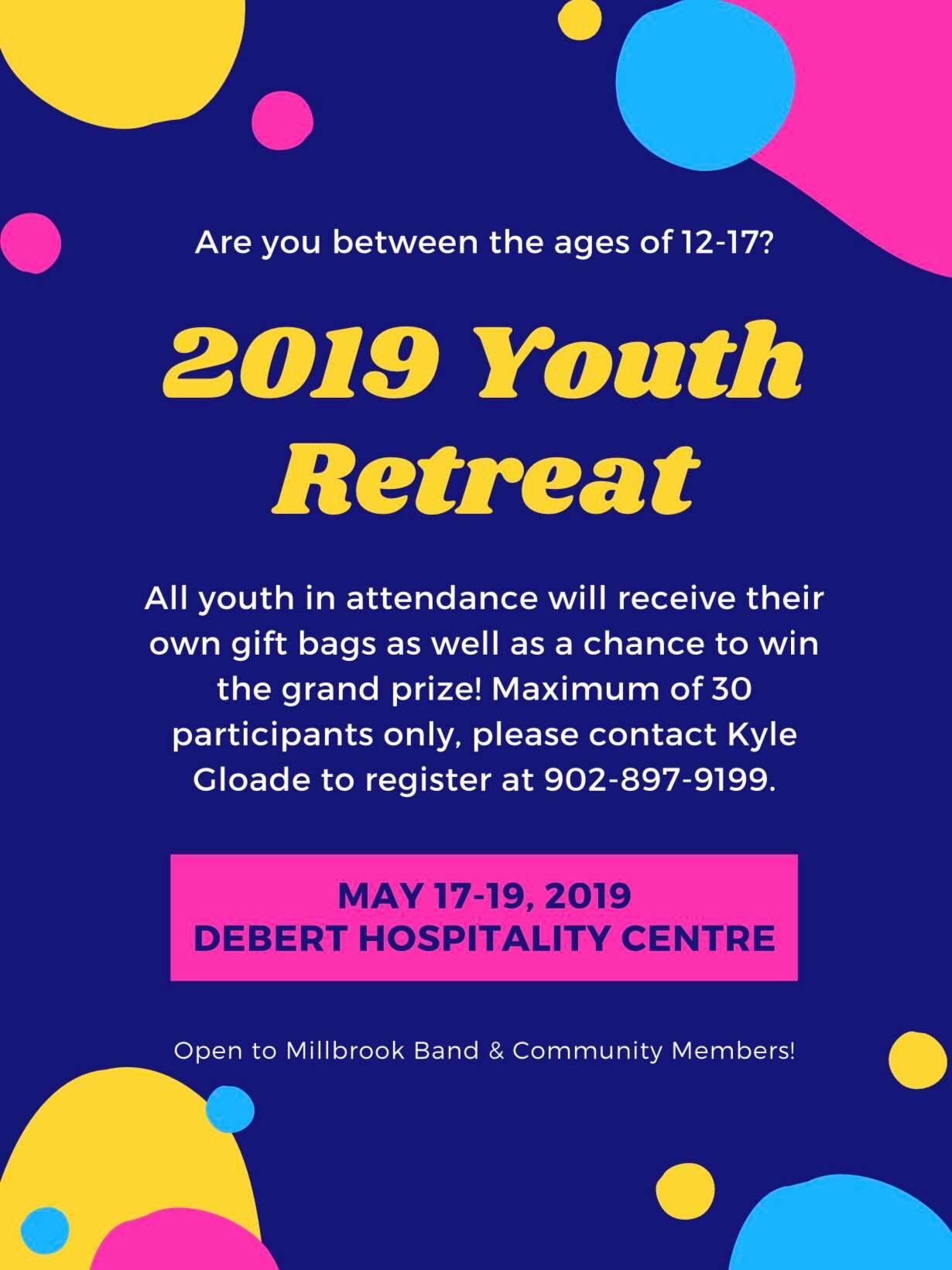 2019 Youth Retreat