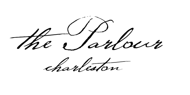 The Parlour Charleston  is a new hair parlour in downtown Charleston by Jeri Elizabeth and Jennifer Grace.