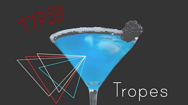 Check out our new video series! We're discussing popular tropes and trying to determine if they're worth our time. Which is harder to figure out when you've had a couple drinks. 😉 Link in bio! . . . #itsatwisttop #listentoourpodcast #buildingourbrand #litliterature #podcasting #literature #tropes #tvtropes #littropes