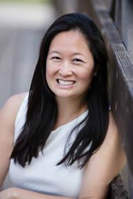 Priscilla Huang Headshot