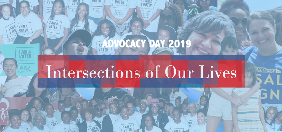 Advocacy Day 2019 Intersections of Our Lives