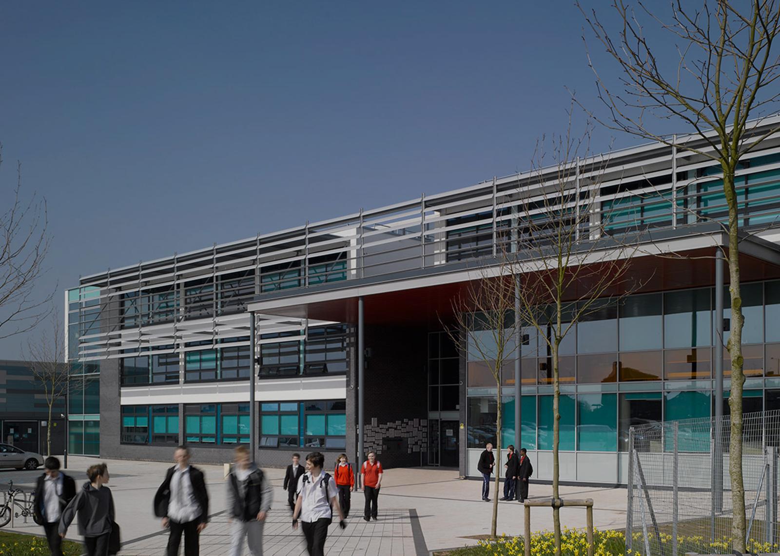 Brunel Academy / Bristol -