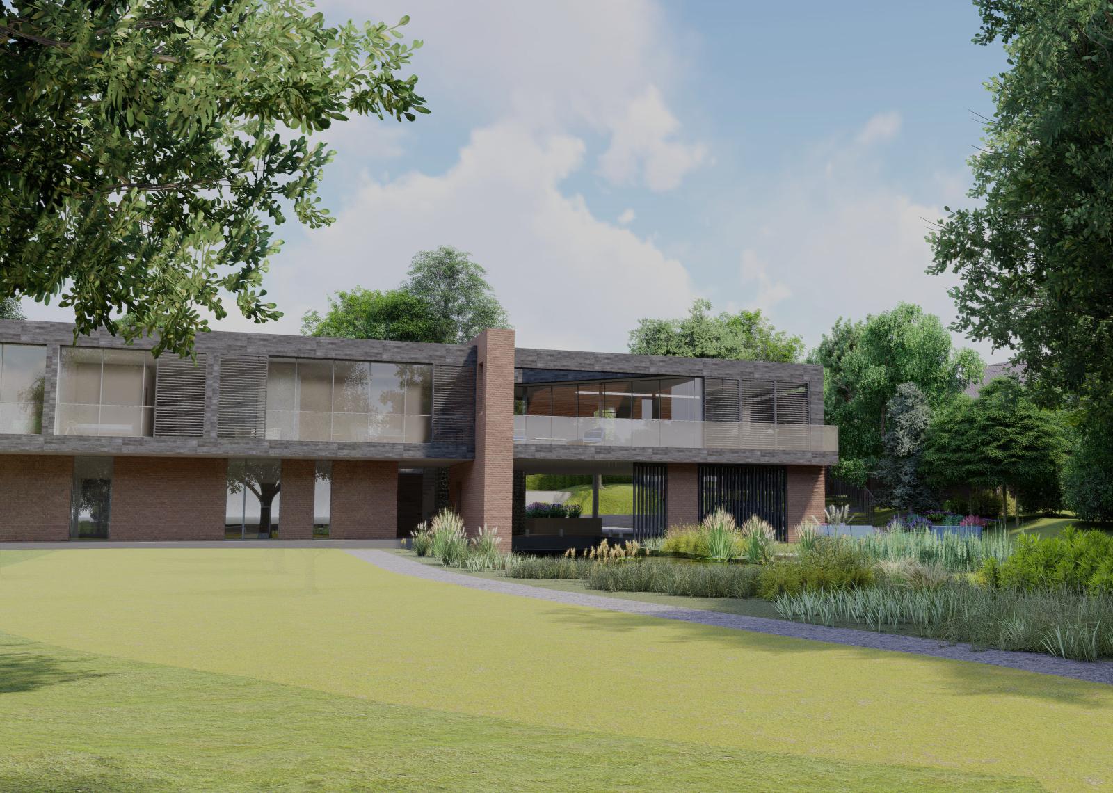 The Pavilion / Oxfordshire -