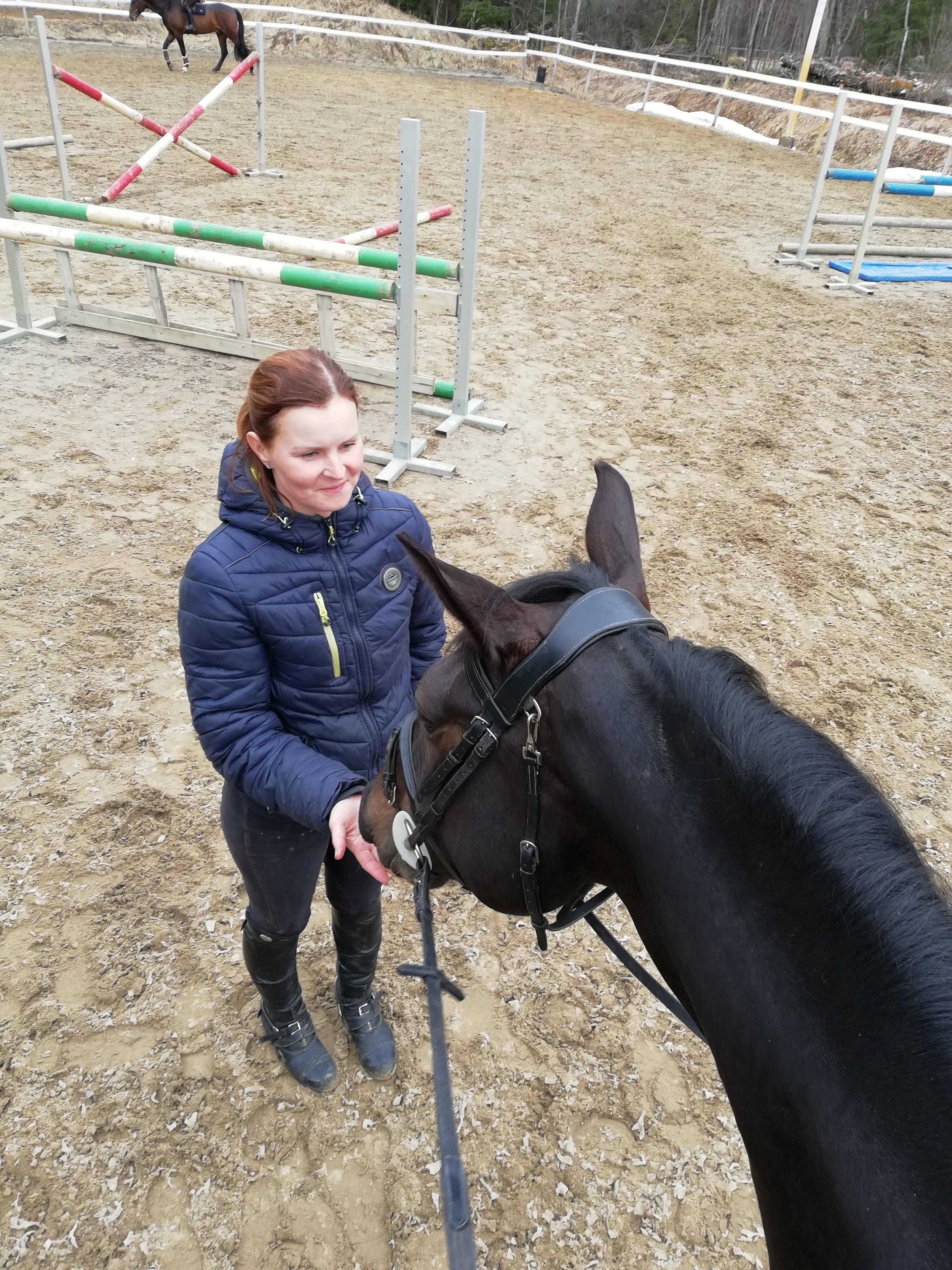 Equitron kuntoutus hevosille | Tarttila, Valkeakoski