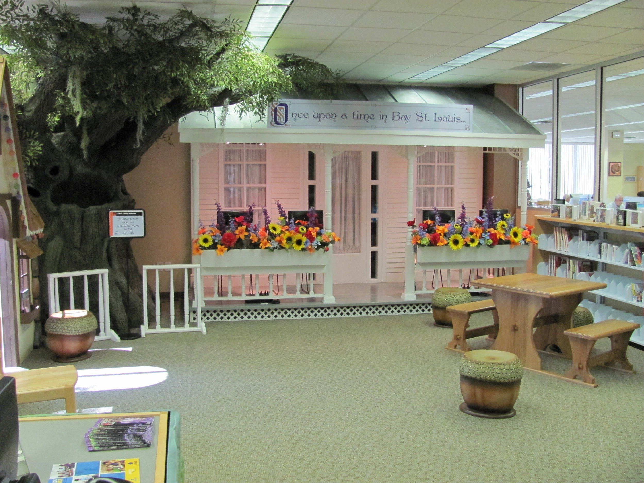 Bay St. Louis Public Library - Bay St. Louis, MS