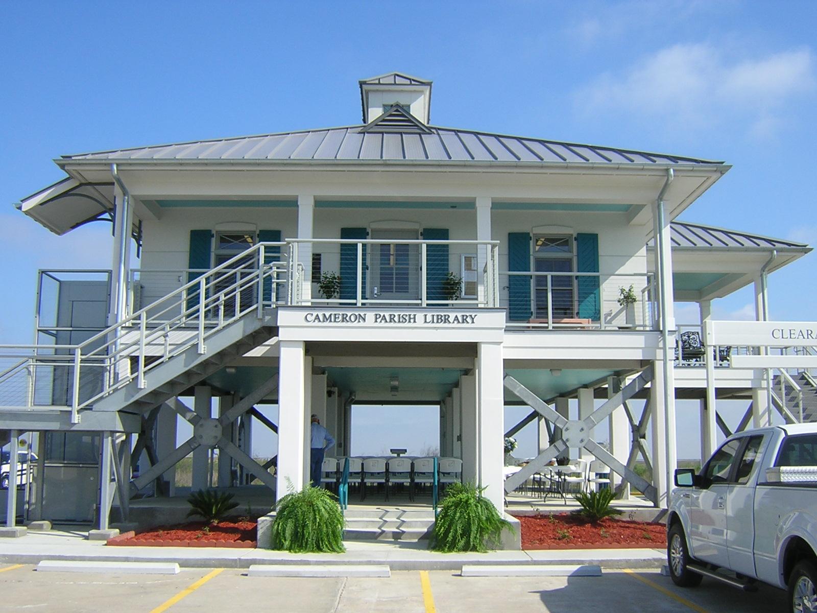 Cameron Parish Library - Johnson Bayou Branch