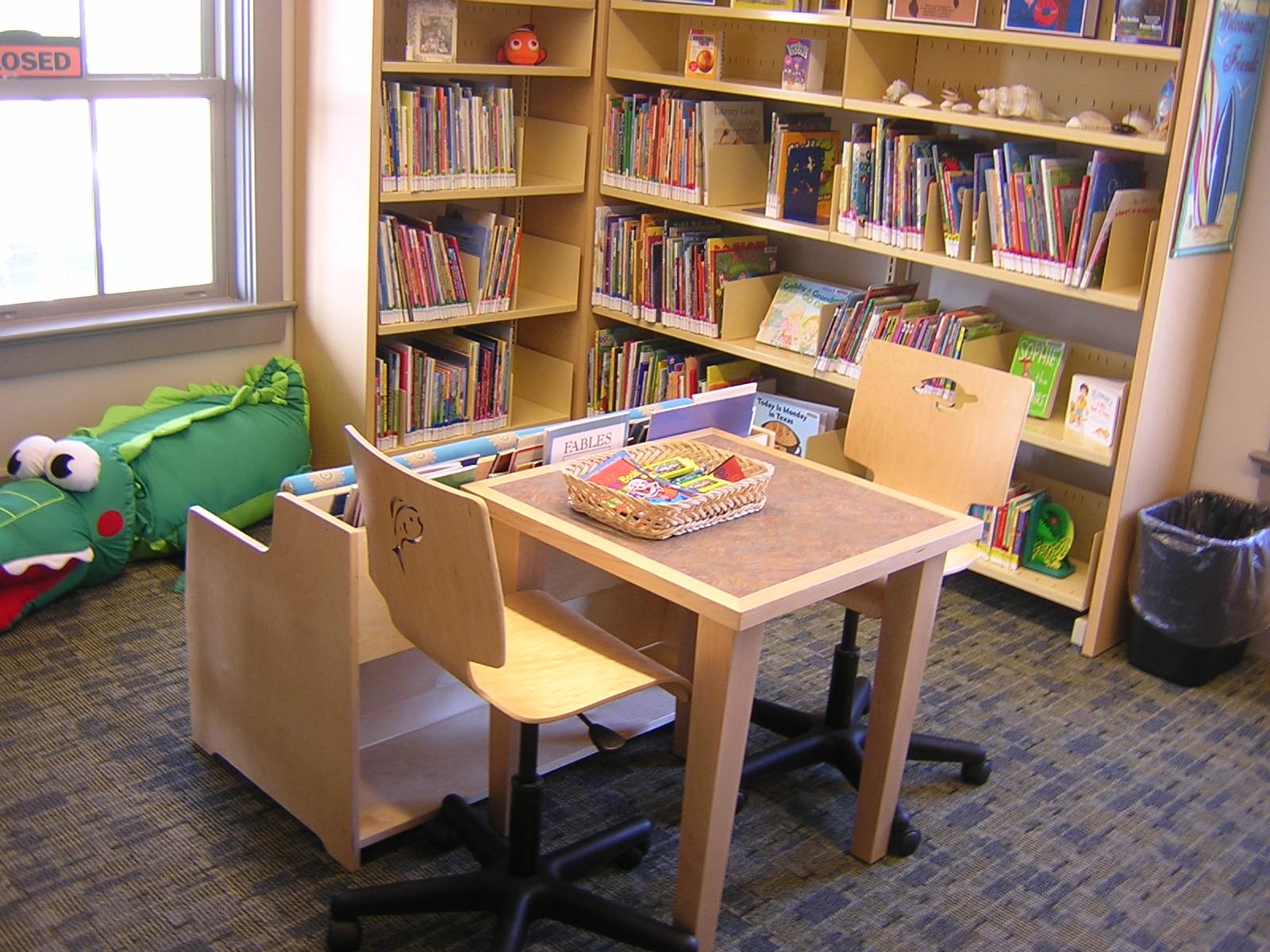 Cameron Parish Library, Johnson Bayou Branch - Cameron, LA