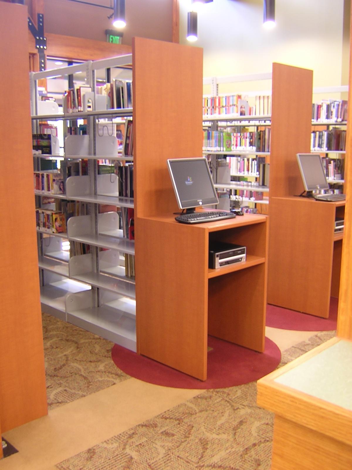 Desoto Parish Library, Logansport Branch - Logansport, LA